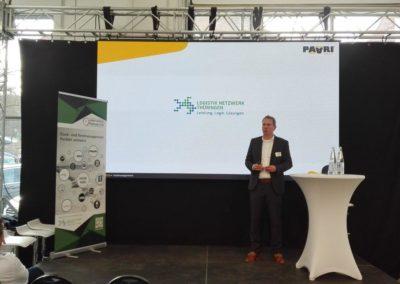 Rampe 4.0 im Logistik Netzwerk Thüringen