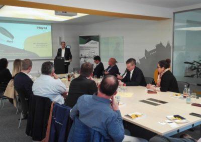 Dock and Yardmanagement - der Zukunftstakt zwischen Intra- und Transportlogistik